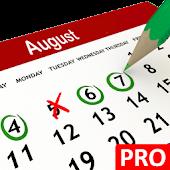 Tải Habit Calendar Pro APK