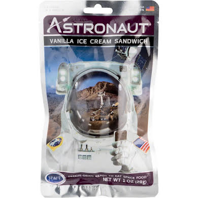 Backpackers Pantry Astronaut Freeze-Dried Ice Cream Sandwich: 1 Serving