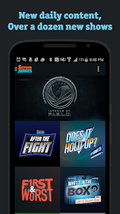 ScreenJunkies – For Movie Fans- screenshot thumbnail