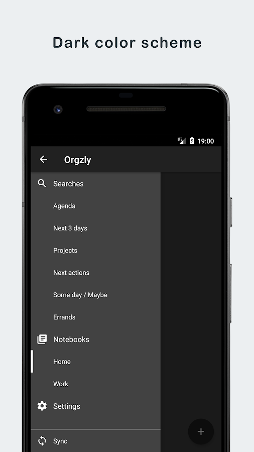 Orgzly: Notes & To-Do Lists- screenshot