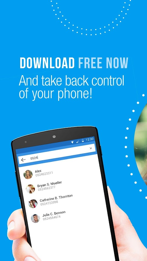 Sync.ME– Caller ID & Block App - screenshot