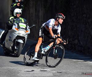 """Na val veroorzaakt door wagen in Lombardije leeft Schachmann weer op: """"Sagan zei dat ik mijn eigen kans kon gaan"""""""