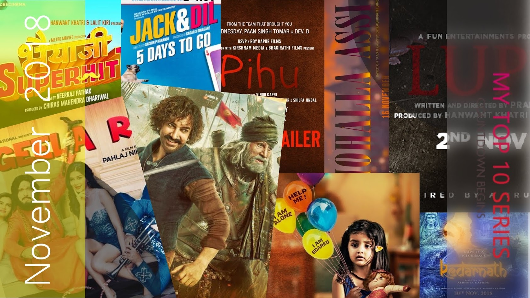 Recommended – Bollywood Movies Releasing In November 2018