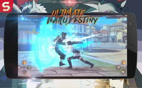 Ultimate Shippuden: Destiny Fight - náhled