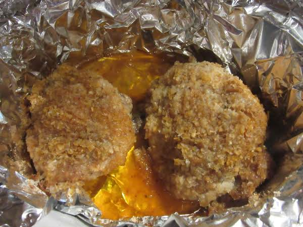 Delicious Coated Baked Chicken Recipe
