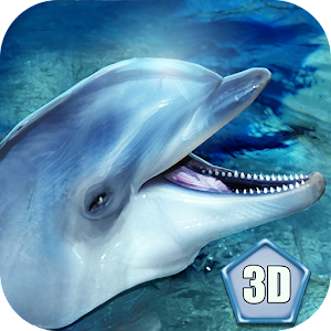 Ocean Dolphin Simulator 3D