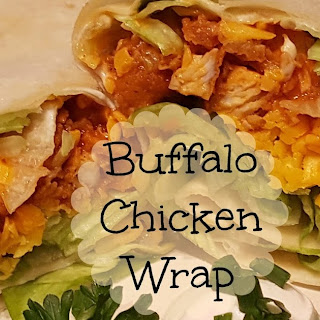 Mayonnaise Chicken Wraps Recipes