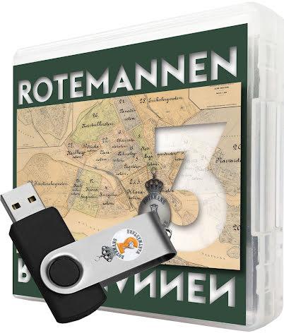 Rotemannen 3 USB