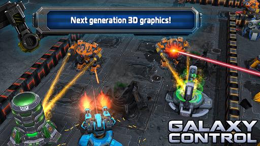 Galaxy Control: 3D strategy  screenshots 18