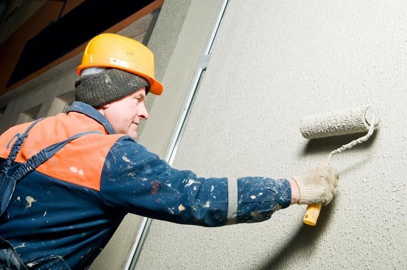 Jak odświeżyć ściany malowane farbą strukturalną?