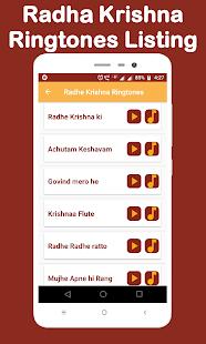 Download App Radha Krishna Ringtones APK latest version for PC