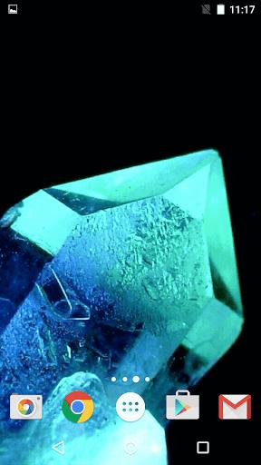 晶體 動態壁紙