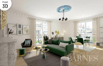 Appartement 7 pièces 183 m2
