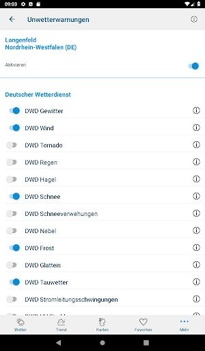 Bayer Agrar Wetter 4.18 screenshots 18