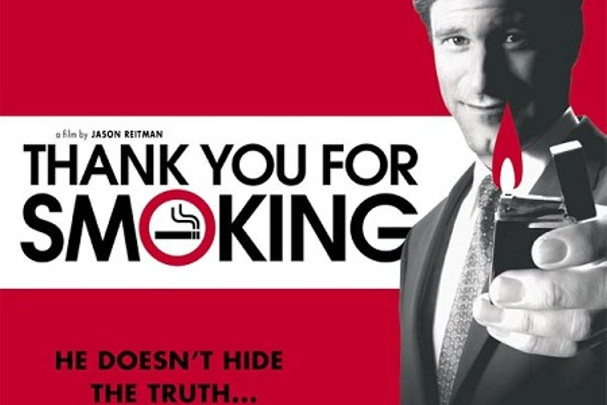 5 sales movies you need to watch today: Thank you for smoking