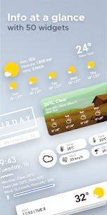 Overdrop Pro MOD APK – Storm Radar & Hyperlocal Weather 4