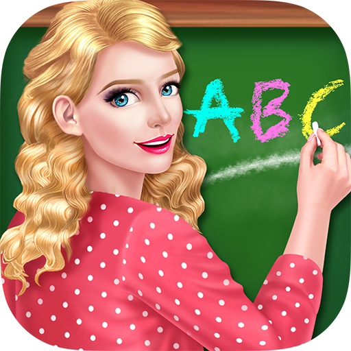 Fun School Teacher Beauty Spa 模擬 App LOGO-硬是要APP