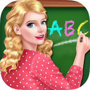 Fun School Teacher Beauty Spa for PC and MAC