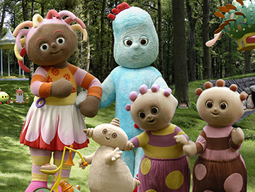 In the Night Garden - poster