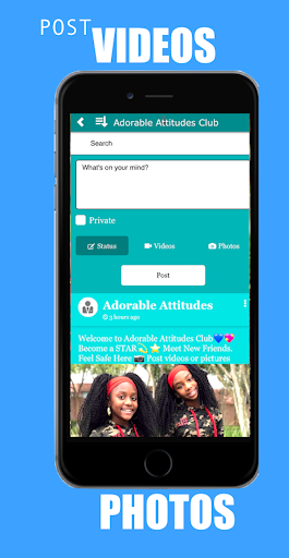 Screenshot for AdorableAttitudes in United States Play Store