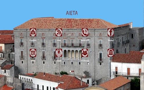 Città di Aieta - náhled
