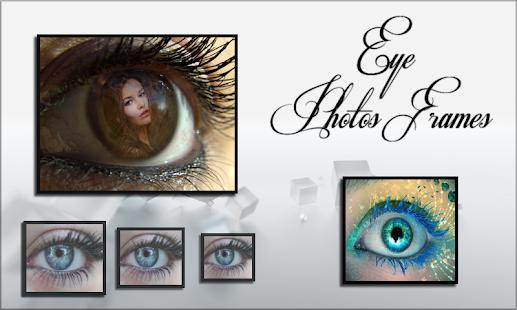 Eye Photos Frames - náhled
