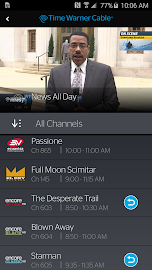 TWC TV® Screenshot 1