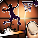 Dunk shot assist icon