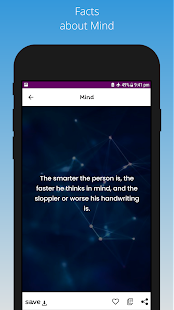Download Psychology Facts For PC Windows and Mac apk screenshot 5