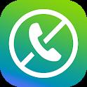 IBLOCK - Call blocker/Block call/Send text icon
