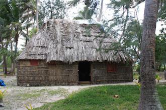 Photo: Traditional home, Naviti Island
