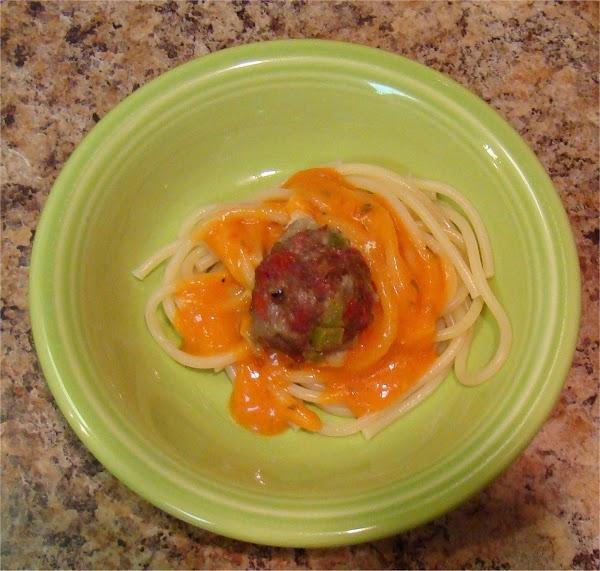 3 Meat Meatballs Recipe
