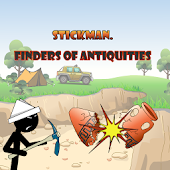 Stickman Finder of Antiquities