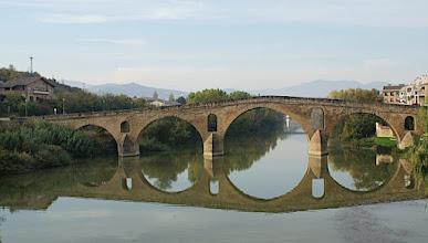Photo: Puente de la reina