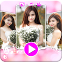 Video Slideshow Maker – Create Photo Video & Music icon