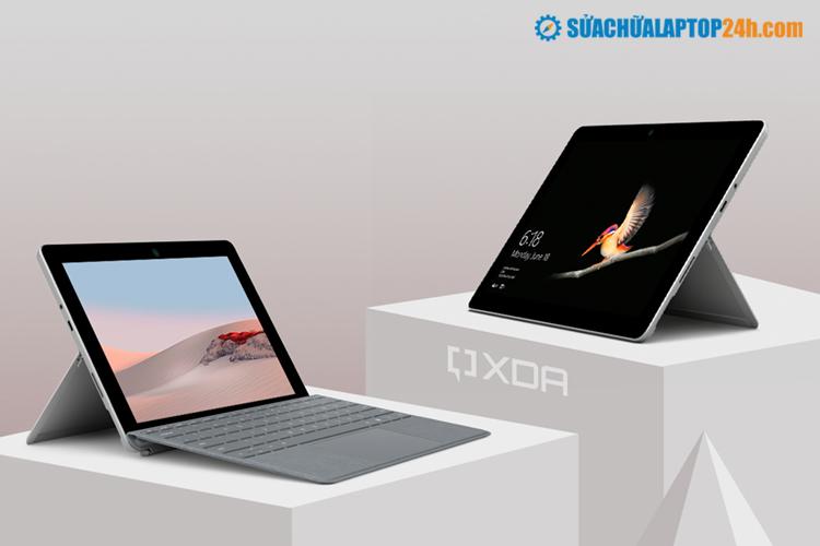Microsoft Surface Go 3 có thời lượng pin kéo dài 13 giờ