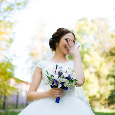 Wedding photographer Ilya Subbotin (Subbotin). Photo of 19.10.2017