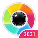 Sweet Selfie Camera, Beauty & Filters Photo Editor icon