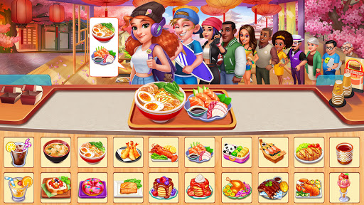 Cooking Frenzyu2122: A Crazy Chef in Cooking Games filehippodl screenshot 3