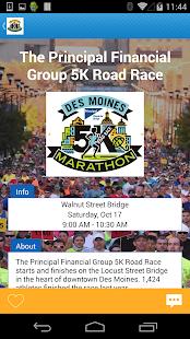 IMT Des Moines Marathon PRO - screenshot thumbnail