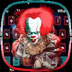 Teclado Palhaço Joker icon
