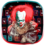 Joker Clown Keyboard