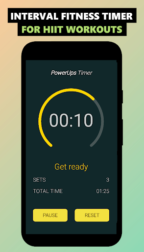 Interval Timer: Tabata, Fitness, Boxing, HIIT ss1