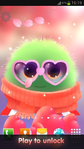Fluffy Chu Live Wallpaper 1.4.4 screenshots 4