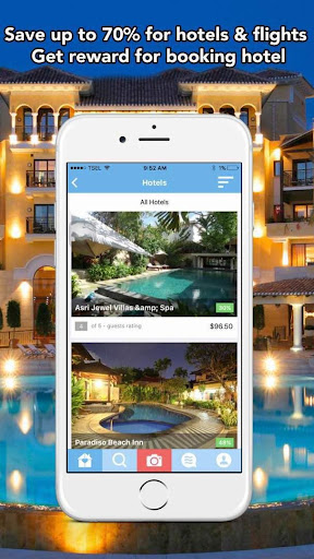Download Travellergram : Book Travel & Share 2.7.6 2