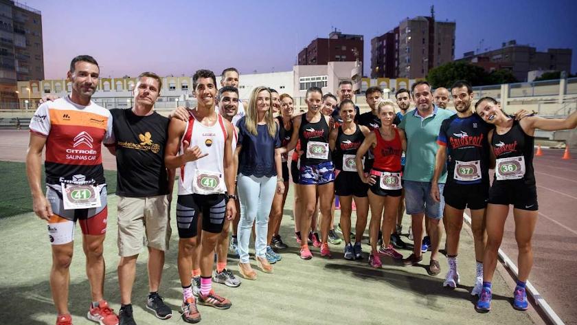 Las '4 Horas de Running' son el gran estreno de esta Feria