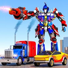 Cyber Truck police Robot Transform Download on Windows