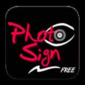 PhotoSign - Free