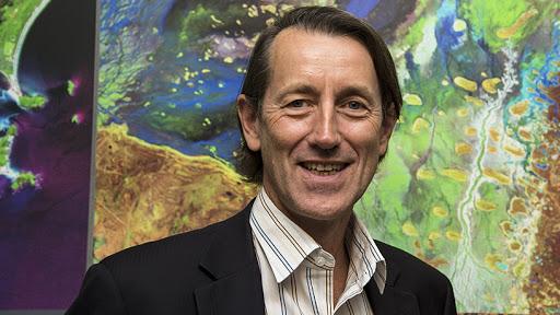 Adam Lewis, MD of Digital Earth Africa.