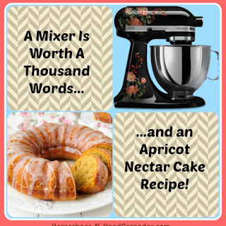 Apricot Nectar Cake Recipes